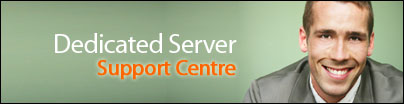 Dedicated Hosting Support Centre