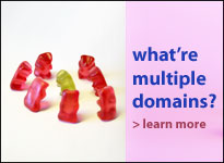 Multiple Domain Hosting