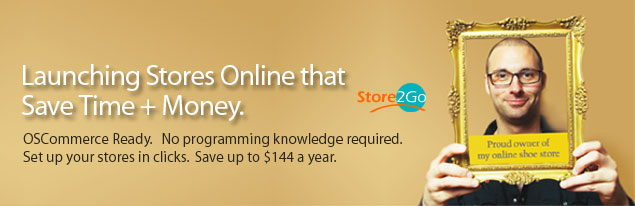 Ecommerce web hosting, OScommerce web hosting starting from $17.95
